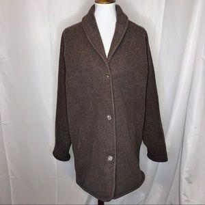 Woolrich Women's 100% Wool Coat